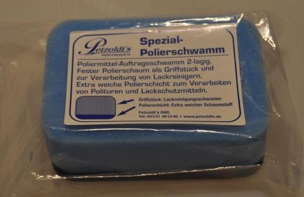 Spezial-Auftragsschwamm 2-lagig