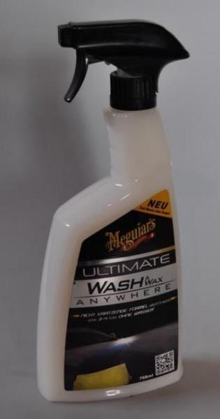 Ultimate Wash & Wax Anywhere