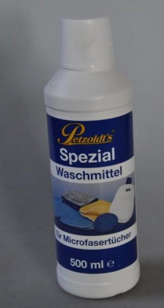 Petzoldt's Spezial Waschmittel für Microfaser-Poliertücher