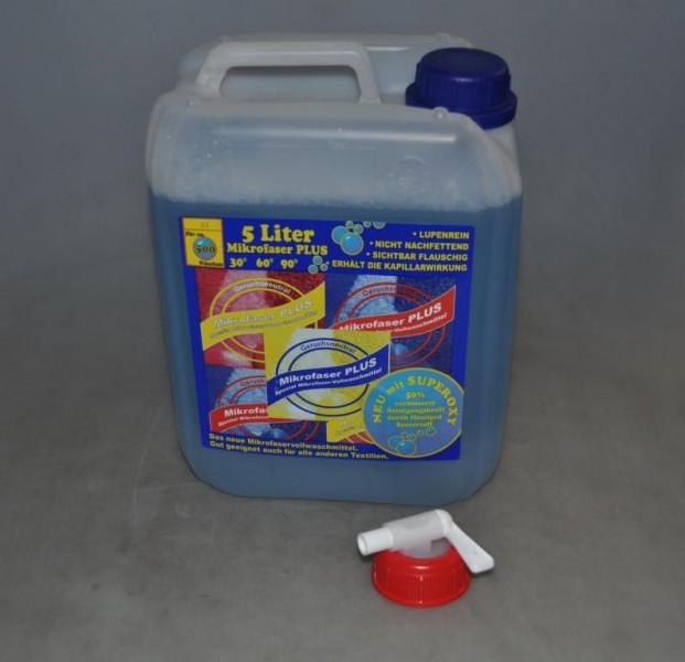 Nölle Microfaser Rein Spezial Vollwaschmittel 5L