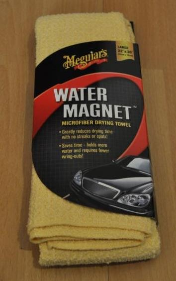 Water Magnet Drying Towel
