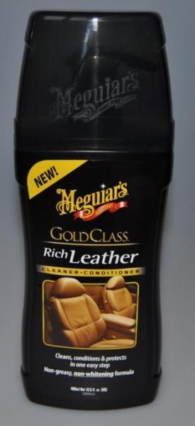 Gold Class Rich Leather Cleaner & Conditioner 400ml