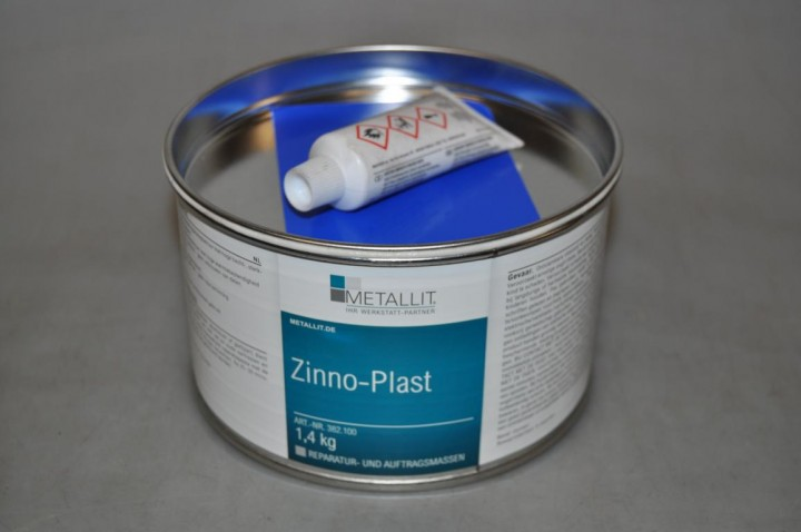 """Metallit"" Zinno-Plast 1,4kg Dose"