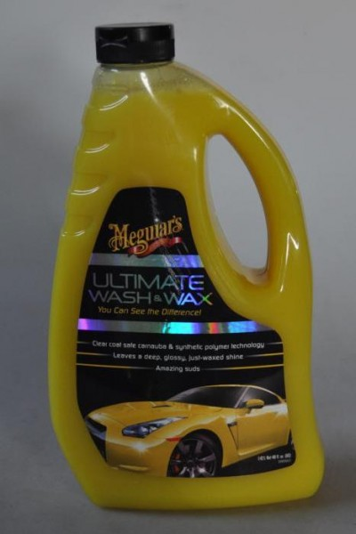 Meguiars Ultimate Wash & Wax Shampoo 1,42l