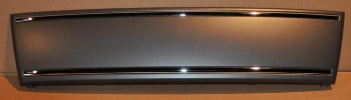 Original Audi A6 4F Kennzeichenplatte - Frontplatte für Fahrzeuge ohne Kennzeichenhalter