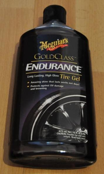 Endurance High Gloss Tire Gel 473ml
