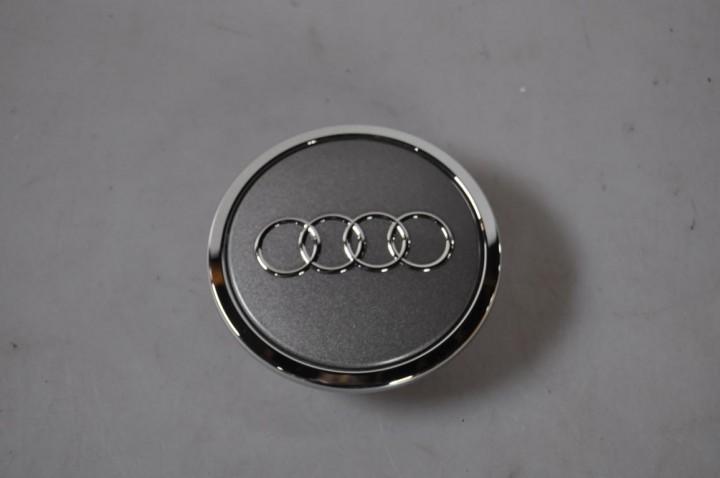 Original Audi Nabenkappe Nabendeckel 8T0601170A 7ZJ Radkappen grau