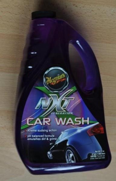 NXT Generation Car Wash Shampoo 1892ml