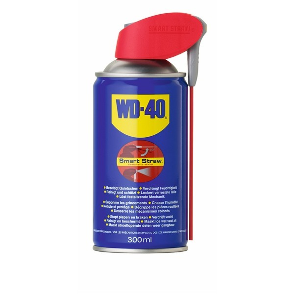 WD-40 Multifunktionsspray 300 ml Smart Straw