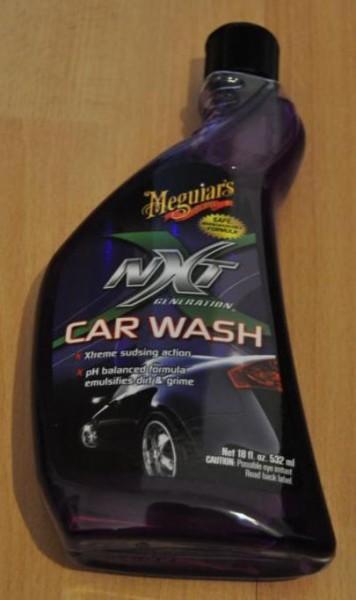 NXT Generation Car Wash Shampoo 532ml