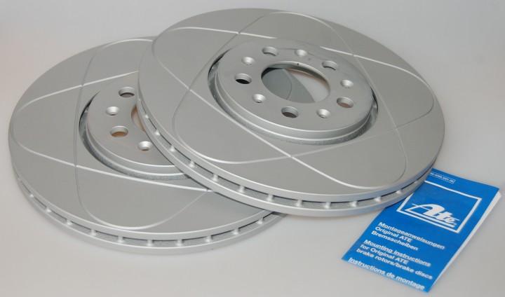 """288mm Bremsscheiben """"Power Disc"""" VW Golf 4 / Bora Vorderachse"""