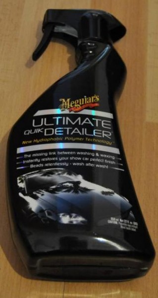 Ultimate Quik Detailer 650ml
