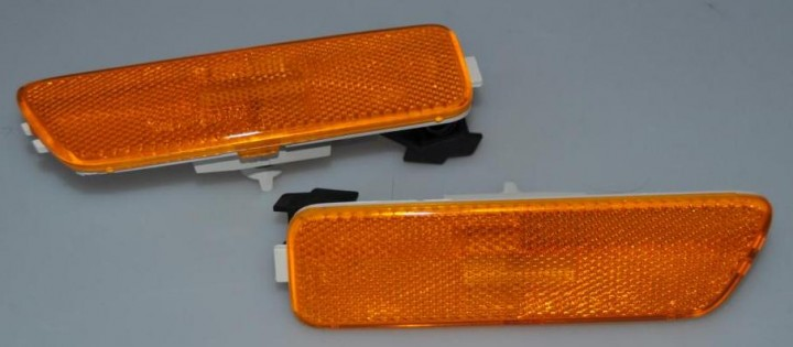 US Seitenmarkierungsleuchten SML VW Golf 4 orange