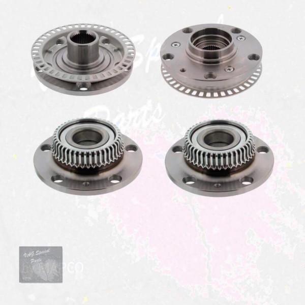Radnaben UMBAUSET VW GOLF 4 IV von 5x100 auf 5x112 Plug & Play VA und HA