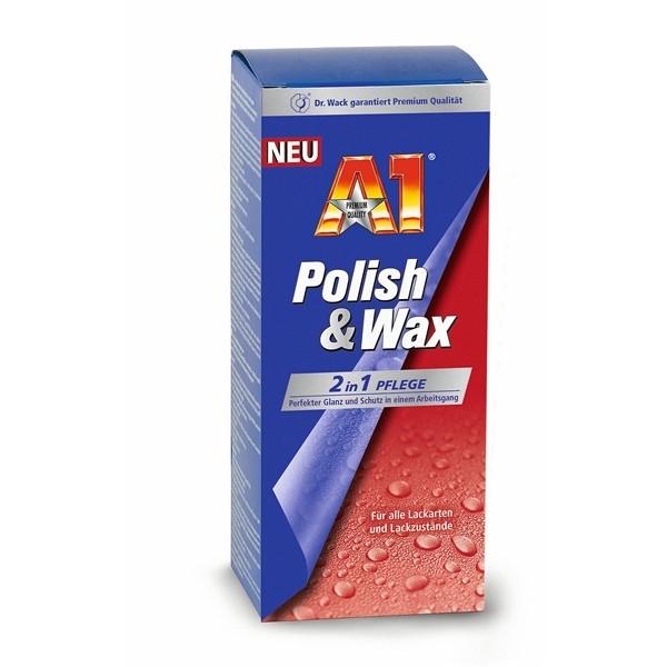 Dr. Wack Lackpolitur A1 Polish & Wax 500ml