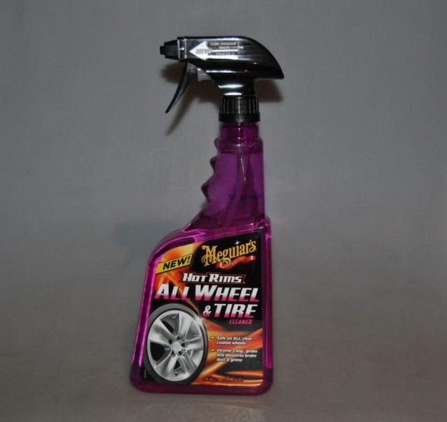 Meguiars Hot Rims All Wheel Cleaner 710ml