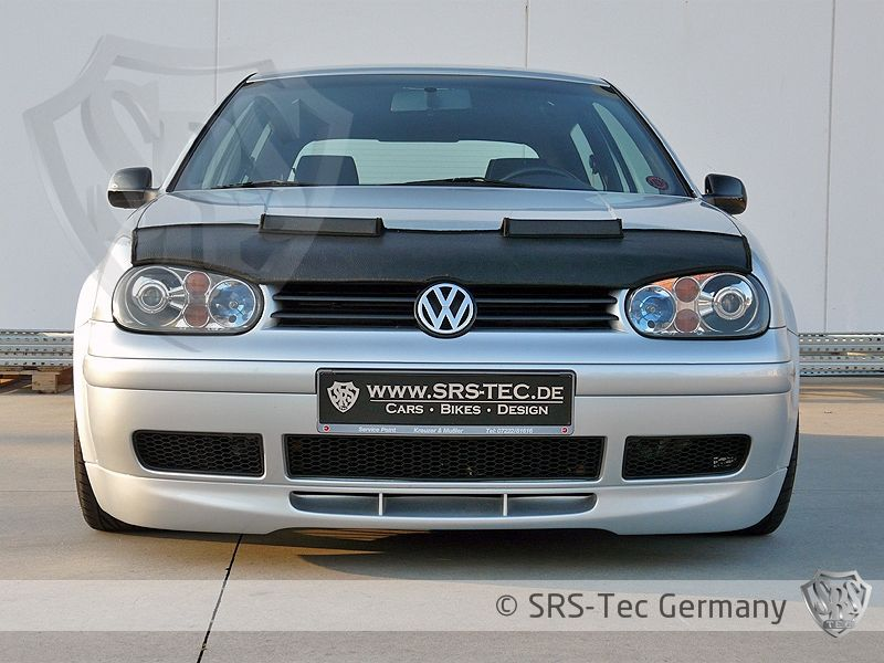 frontspoilerlippe jubi style frontspoiler vw golf 4. Black Bedroom Furniture Sets. Home Design Ideas