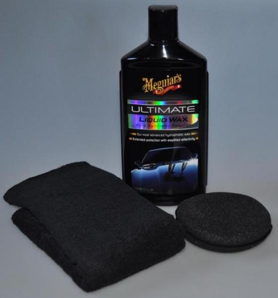 Meguiars Ultimate Liquid Wax - Set