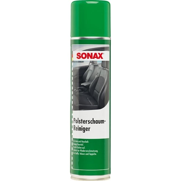 Sonax PolsterSchaum Reiniger 400ml