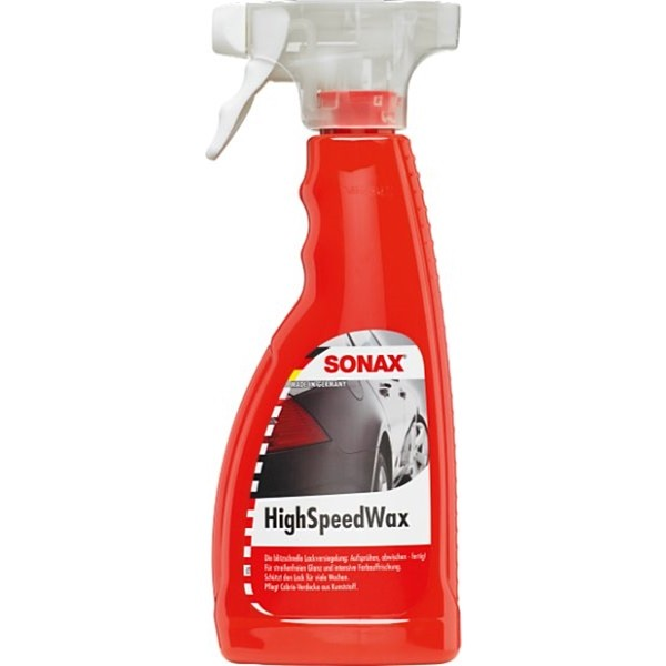 Sonax HighSpeed Wax 500ml