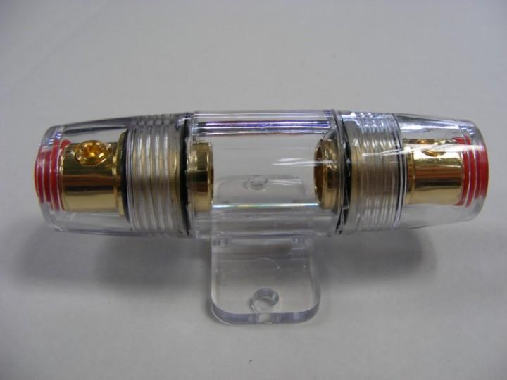 AGU-Sicherungshalter (für Glassicherung)(ohne Sicherung)
