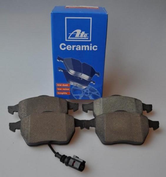 ATE Ceramic Bremsbelagssatz VW Golf 4 Bora Vorderachse