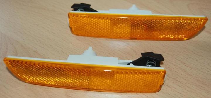 US Seitenmarkierungsleuchten SML Passat 3BG orange